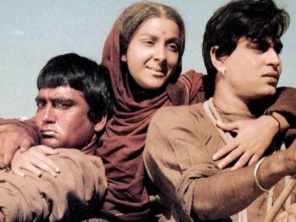 'મધર ઇન્ડિયા'માં નરગીસ સાથે માથાભારે પુત્ર સુનિલ દત્ત અને ડાહ્યો રાજેન્દ્રકુમાર